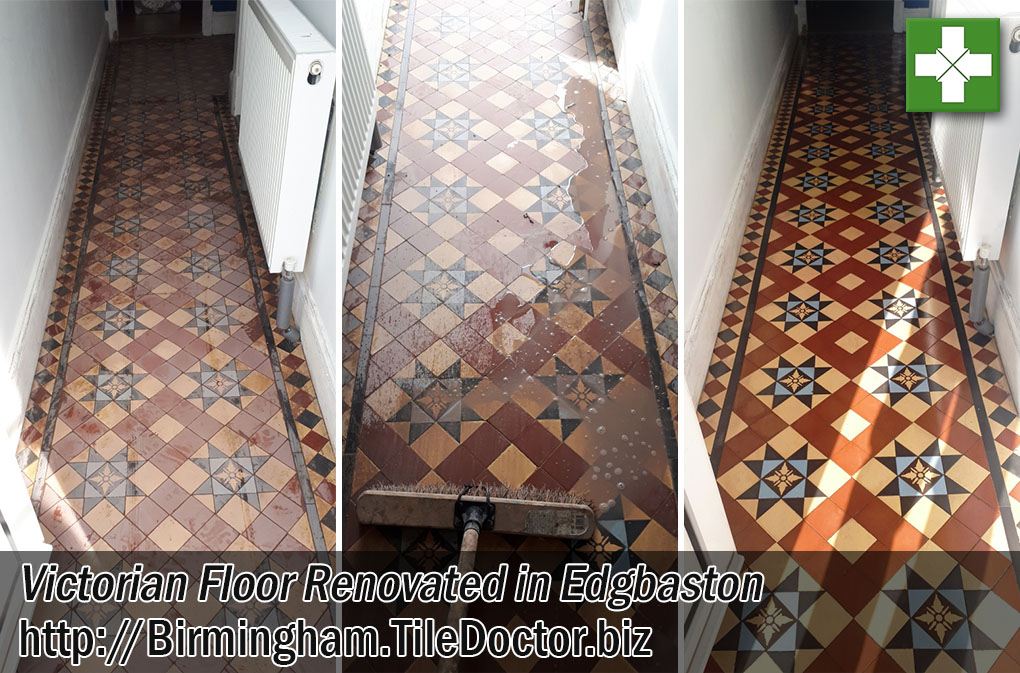 Victorian Floor Before After Renovation Edgbaston